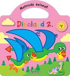 Dinoland - 2. Rózsaszín ***