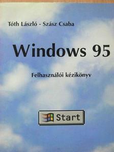 Szász Csaba - Windows 95 [antikvár]