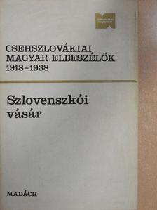 Darkó István - Szlovenszkói vásár [antikvár]
