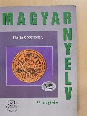 Hajas Zsuzsa - Magyar nyelv 9. [antikvár]
