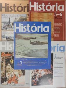 Ádám Magda - História 1990/1-6. [antikvár]