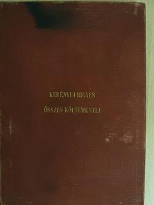 Kerényi Frigyes - Kerényi Frigyes összes költeményei 1840-1851 [antikvár]