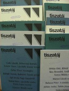 Bertók László - Tiszatáj 2000. január-december [antikvár]