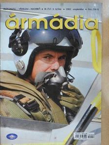 Egri Magdi - Ármádia 2002. szeptember [antikvár]