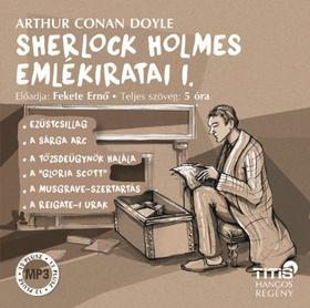 Arthur Conan Doyle - Sherlock Holmes emlékiratai