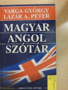 Magyar-Angol Szótár [antikvár]