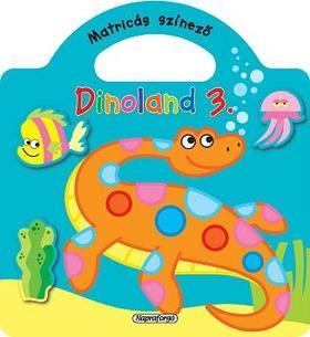 Dinoland - 3. Zöld ###