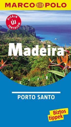 MADEIRA - Marco Polo - ÚJ TARTALOMMAL!