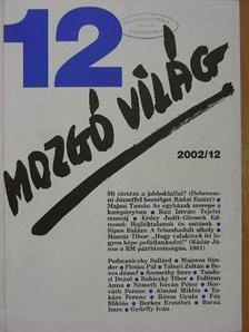 Almási Miklós - Mozgó Világ 2002. december [antikvár]