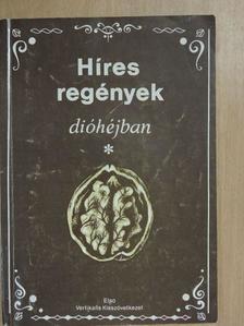 Déry Tibor - Híres regények dióhéjban [antikvár]