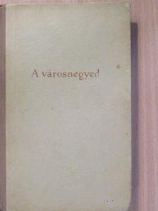 Vasco Pratolini - A városnegyed [antikvár]