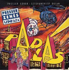 Presser - Sztevanovity - A PADLÁS CD 37727 FÉLIG MESE - FÉLIG MUSICAL