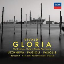 Vivaldi - GLORIA CD LEZHNEVA, FAGIOLI, FASOLIS