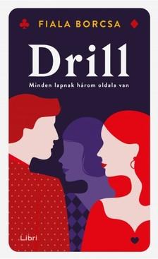 Fiala Borcsa - Drill [eKönyv: epub, mobi]
