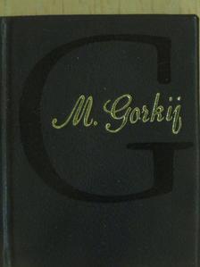 Makszim Gorkij - Január 9./Az Ember (minikönyv) (számozott) [antikvár]
