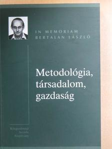 Angelusz Róbert - Metodológia, társadalom, gazdaság [antikvár]