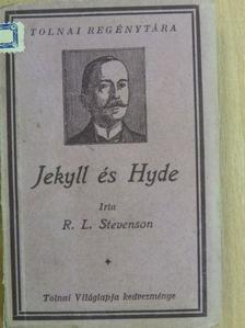 R. L. Stevenson - Jekyll és Hyde [antikvár]