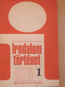 Bata Imre - Irodalomtörténet 1975/1. [antikvár]