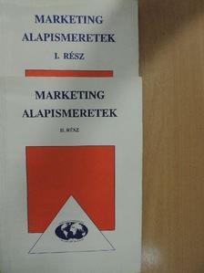 Baky Erzsébet - Marketing alapismeretek I-II. [antikvár]