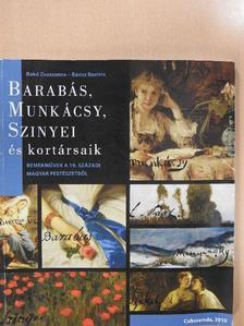 Bakó Zsuzsanna - Remekművek a 19. századi magyar festészetből (dedikált példány) [antikvár]