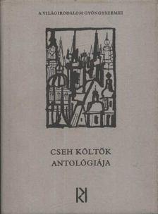 Zádor András - Cseh költők antológiája [antikvár]