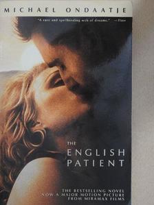 Michael Ondaatje - The English Patient [antikvár]