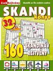 CSOSCH KIADÓ - ZsebRejtvény SKANDI Könyv 32.