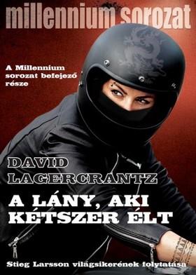 David Lagercrantz - A lány, aki kétszer élt [eKönyv: epub, mobi]