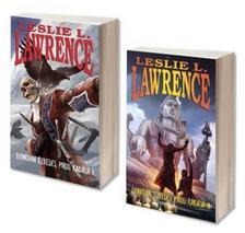 Leslie L. Lawrence - Donovan ezredes piros kabátja I-II. ###