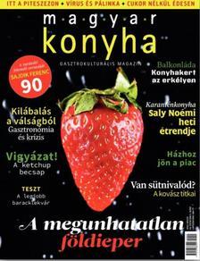 Magyar Konyha-2020 május 44.évfolyam 5.szám