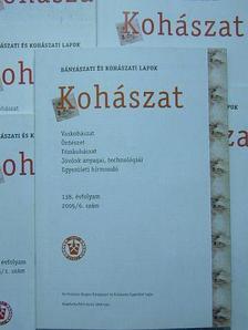 Árvay Sándor - Kohászat 2005/1-6. [antikvár]