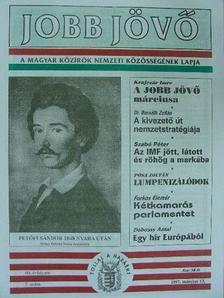 Dobossy Antal - Jobb Jövő 1997. március 13. [antikvár]
