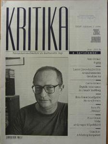 Almási Miklós - Kritika 2005. január-december [antikvár]