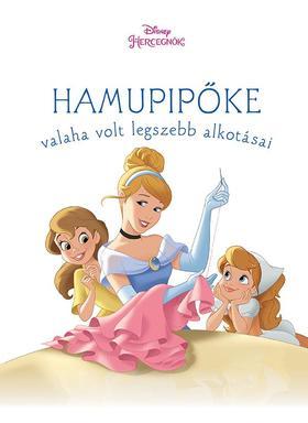 Disney - Új történetek - Hamupipőke