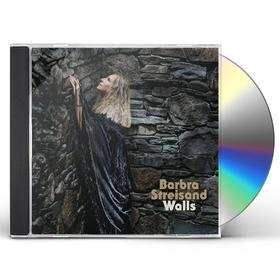 BARBRA STREISAND - WALLS CD BARBRA STREISAND
