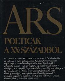 Sík Csaba - Ars poeticák a XX. századból [antikvár]