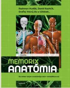 Hudák, R.-Kachlík-Volny - Memorix anatómia