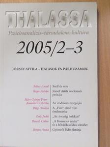 Barták Balázs - Thalassa 2005/2-3. [antikvár]