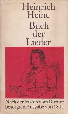 Heine, Heinrich - Buch der Lieder [antikvár]