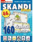 CSOSCH KIADÓ - ZsebRejtvény SKANDI Könyv 46.