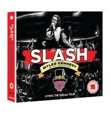SLASH - LIVING THE DREAM TOUR 2CD+DVD SLASH