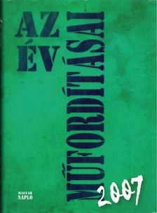 TURCZI ISTVÁN - Az év műfordításai 2007 [antikvár]