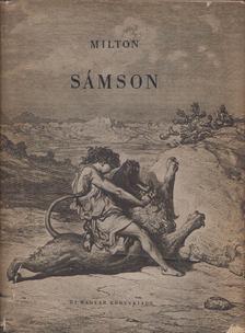 JOHN MILTON - Sámson [antikvár]