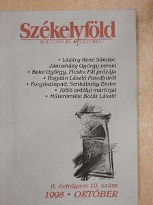 Beke György - Székelyföld 1998. október [antikvár]