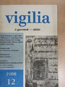 A. Lernet-Holenia - Vigilia 1988. december [antikvár]