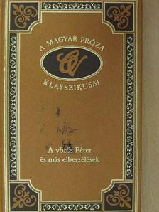 Cholnoky Viktor - A vörös Péter és más elbeszélések [antikvár]