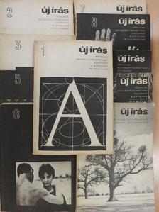 Farkas László - Új írás 1970. (nem teljes évfolyam) [antikvár]