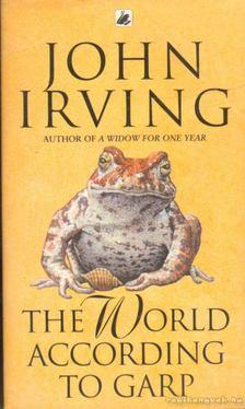 John Irving - The World According to Garp [antikvár]