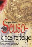 CSUPOR TIBOR - Seuso-kincs rejtélye /A titkosszolgálatok harca a római ezüstért