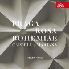 PRAGA ROSA BOHEMIAE CD SEMERÁD